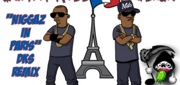 niggaz in paris remix